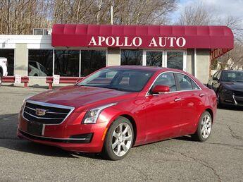 2016_Cadillac_ATS Sedan_Luxury Collection AWD_ Cumberland RI