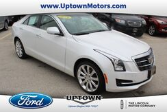 2016_Cadillac_ATS Sedan_Luxury Collection AWD_ Milwaukee and Slinger WI