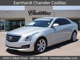 2016_Cadillac_ATS Sedan_Luxury Collection RWD_ Phoenix AZ