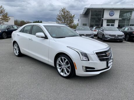 2016 Cadillac ATS Sedan Performance Collection AWD Keene NH