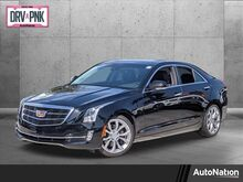 2016_Cadillac_ATS Sedan_Performance Collection RWD_ Fort Lauderdale FL