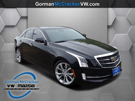 2016_Cadillac_ATS Sedan_Performance Collection RWD_ Longview TX