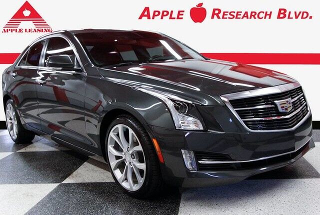 2016 Cadillac ATS Sedan Premium Collection AWD Austin TX