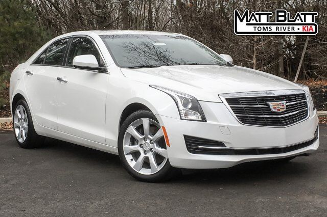 2016 Cadillac ATS Sedan Standard AWD Egg Harbor Township NJ
