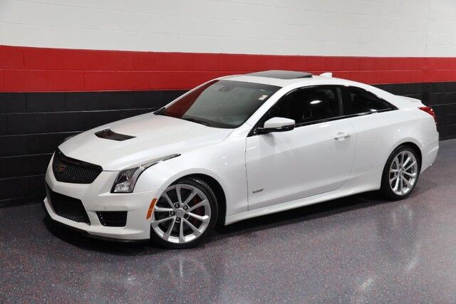 2016 Cadillac ATS-V 2dr Coupe Chicago IL