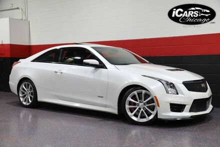 2016_Cadillac_ATS-V_2dr Coupe_ Chicago IL