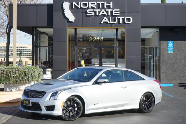 2016_Cadillac_ATS-V Coupe__ Walnut Creek CA