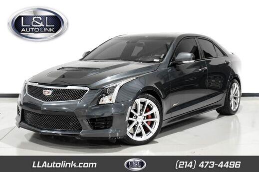 2016 Cadillac ATS-V Sedan  Lewisville TX