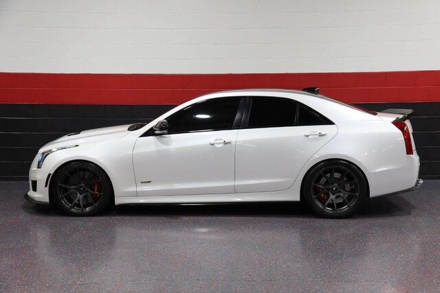 2016 Cadillac ATS-V w/Performance Package 4dr Sedan Chicago IL