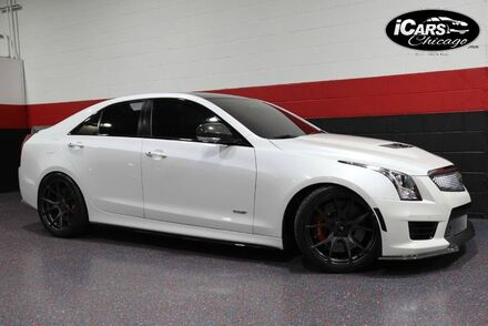 2016_Cadillac_ATS-V_w/Performance Package 4dr Sedan_ Chicago IL