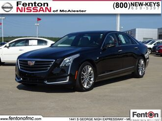 2016_Cadillac_CT6_3.0L Twin Turbo Luxury_ McAlester OK