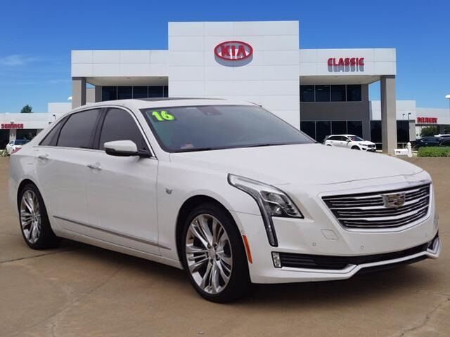 2016 Cadillac CT6 3.0L Twin Turbo Platinum Carrollton TX