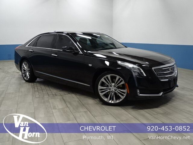 2016 Cadillac CT6 3.0L Twin Turbo Platinum Plymouth WI