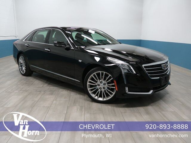 2016 Cadillac CT6 3.6L Luxury Plymouth WI