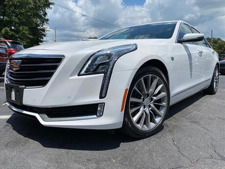 2016 Cadillac CT6 3.6L Luxury Raleigh NC