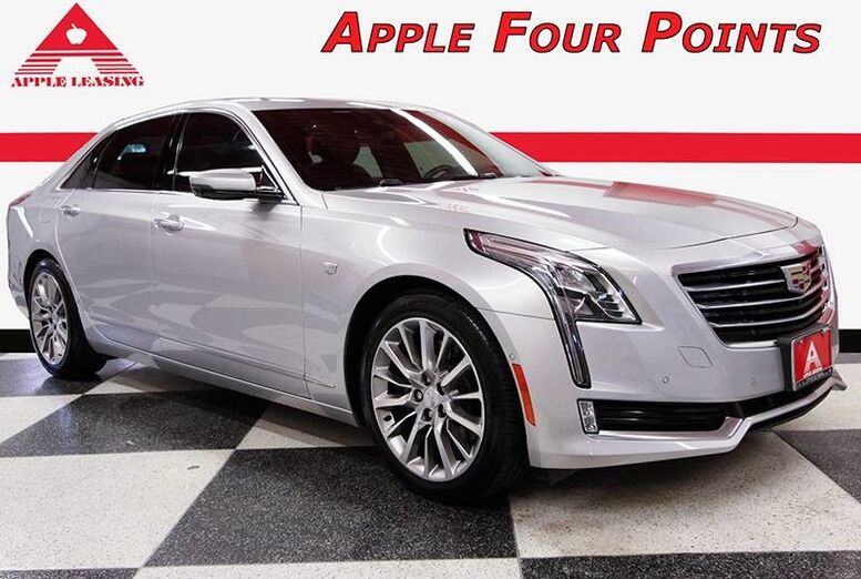2016 Cadillac CT6 Luxury AWD Austin TX