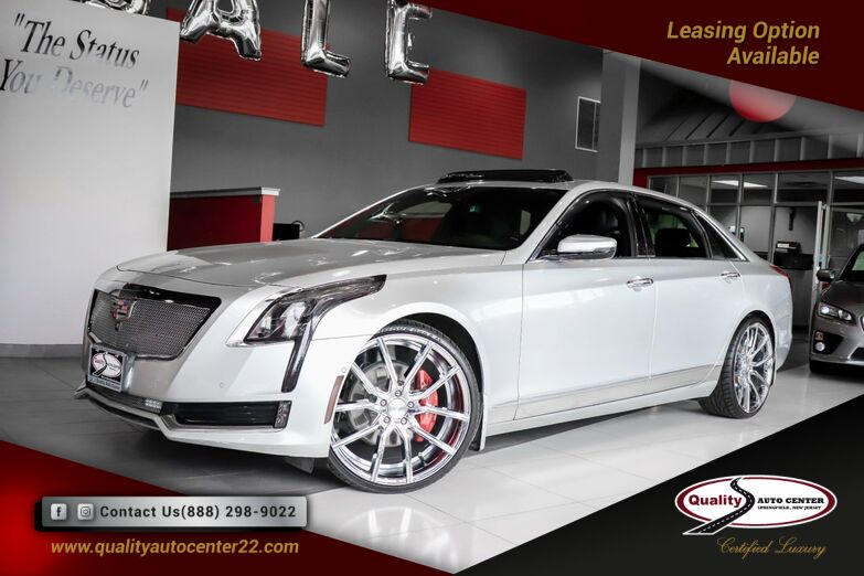 2016 Cadillac CT6 Luxury AWD Enhanced Vision And Comfort Package Springfield NJ