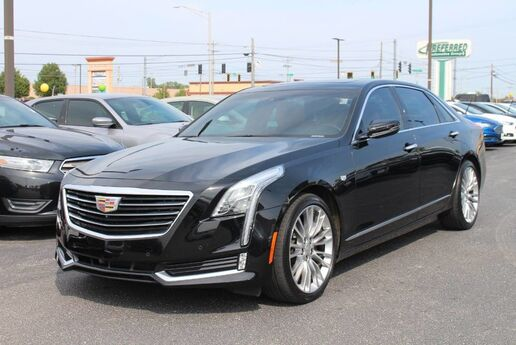 2016 Cadillac CT6 Luxury AWD Fort Wayne Auburn and Kendallville IN