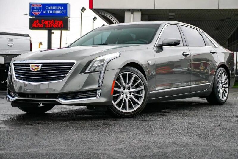 2016 Cadillac CT6 Luxury AWD **LOW MILES** w/ Heated Seats Mooresville NC