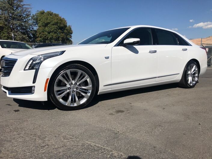 2016 Cadillac CT6 Sedan Platinum AWD Salt Lake City UT