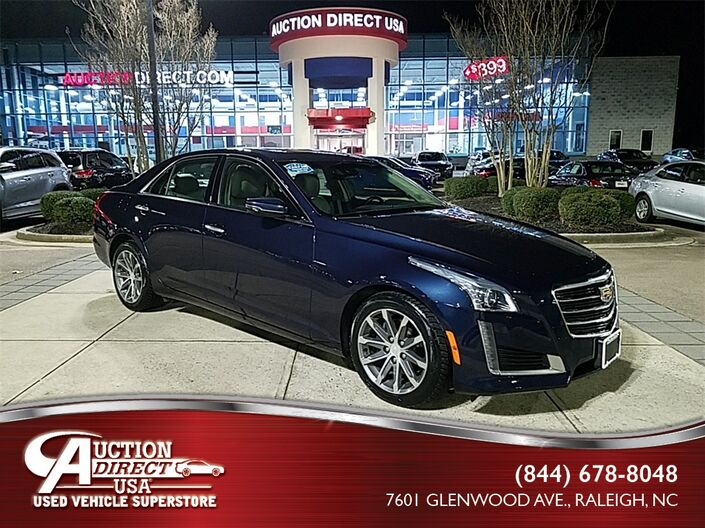 2016 Cadillac CTS 2.0L Turbo Luxury Raleigh