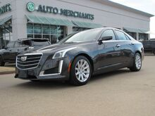 2016_Cadillac_CTS_2.0L Turbo RWD LEATHER, PUSH BUTTON START, BACKUP CAMERA, BLUETOOTH CONNECTIVITY_ Plano TX