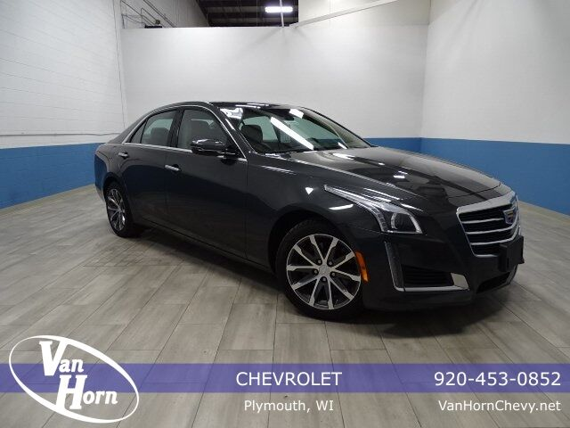 2016 Cadillac CTS 3.6L Luxury Milwaukee WI