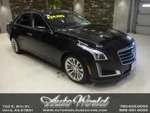 2016_Cadillac_CTS LUXURY AWD TURBO__ Hays KS