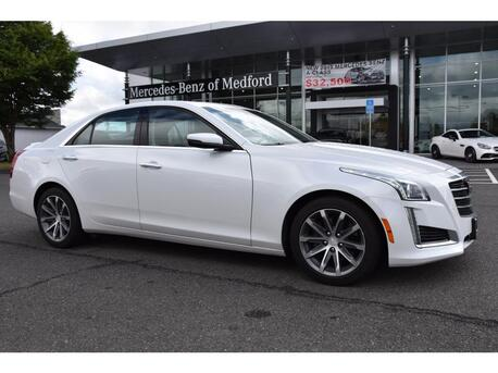 2016_Cadillac_CTS_Luxury_ Medford OR