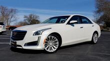 2016_Cadillac_CTS SEDAN_LUXURY / AWD / NAV / BOSE / SUNROOF / CAMERA_ Charlotte NC