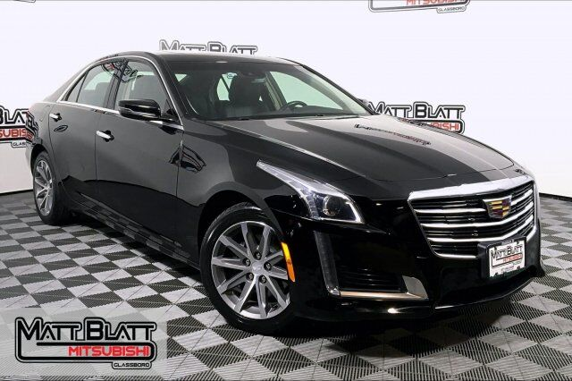 2016 Cadillac CTS Sedan Luxury Collection AWD Toms River NJ