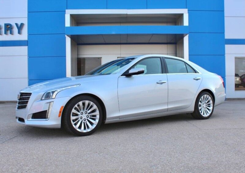 2016 Cadillac CTS Sedan Luxury Collection RWD Harper KS