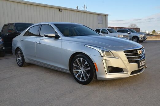 2016 Cadillac CTS Sedan Luxury Collection RWD Wylie TX