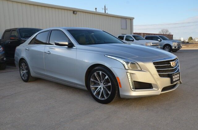2016 Cadillac CTS Sedan Luxury Collection RWD Wylie TX