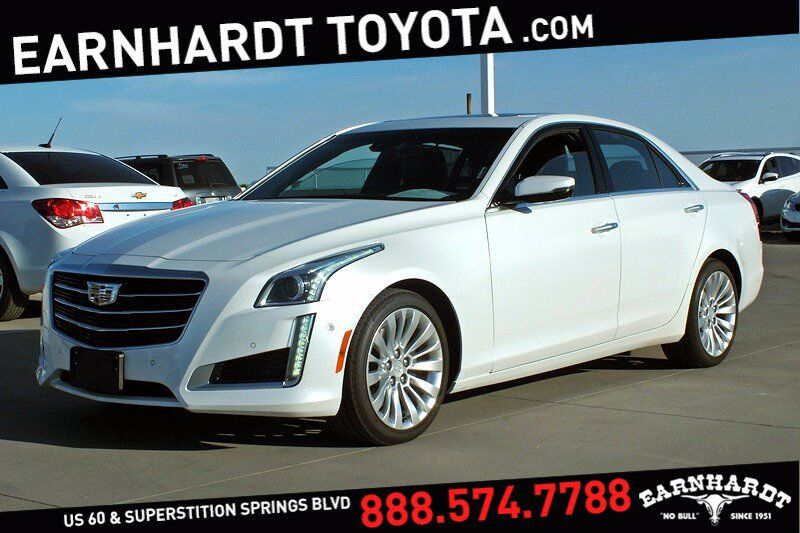 2016 Cadillac CTS Sedan Performance Collection AWD *AFFORDABLE LUXURY!*