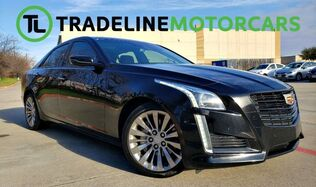 2016_Cadillac_CTS Sedan_Performance Collection AWD KEY-LESS START, LEATHER, PANO SUNROOF, AND MUCH MORE!!!_ CARROLLTON TX