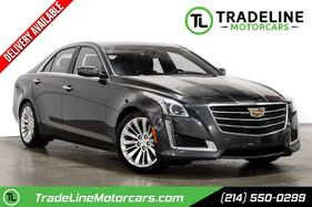 2016_Cadillac_CTS Sedan_Performance Collection RWD_ CARROLLTON TX