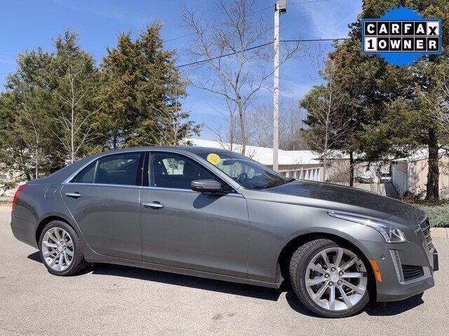 2016 Cadillac CTS Sedan Premium Collection AWD Bloomington IN