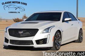 2016_Cadillac_CTS-V Sedan__ Lubbock TX