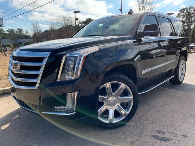 2016 Cadillac Escalade ** LUXURY COLLECTION FULLY LOADED ** - w/ NAVIGATION & LEATHER SEATS Lilburn GA