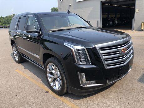 2016 Cadillac Escalade 4WD PLATINUM Evansville IN