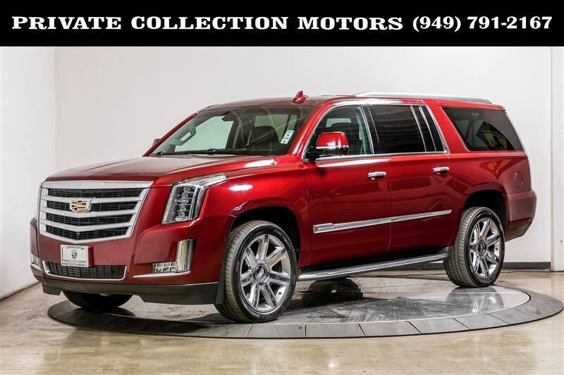 2016_Cadillac_Escalade ESV_Luxury Collection_ Costa Mesa CA
