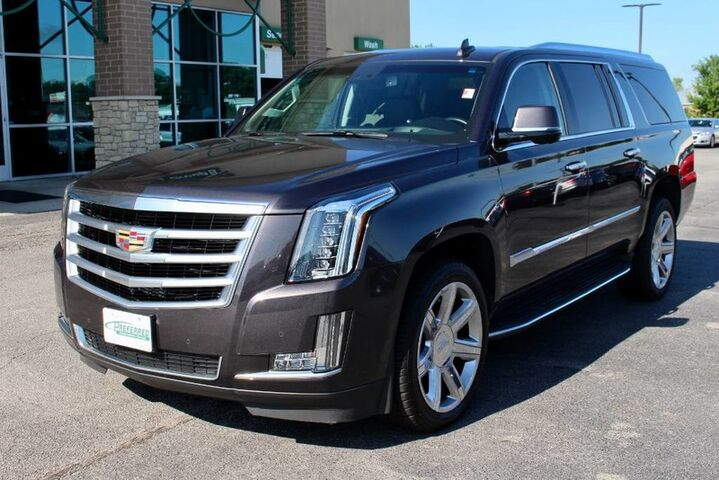 2016 Cadillac Escalade ESV Luxury Collection Fort Wayne Auburn and Kendallville IN