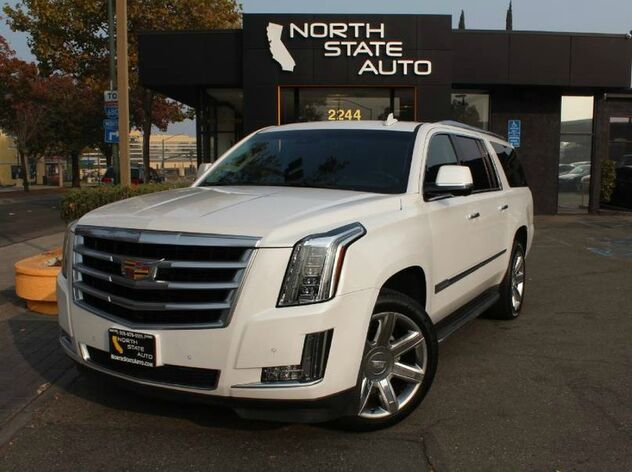 2016_Cadillac_Escalade ESV_Luxury Collection_ Walnut Creek CA