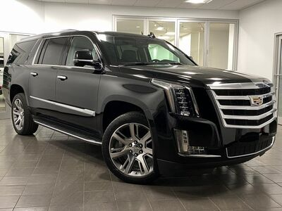 2016_Cadillac_Escalade ESV_Luxury_ Orland Park IL