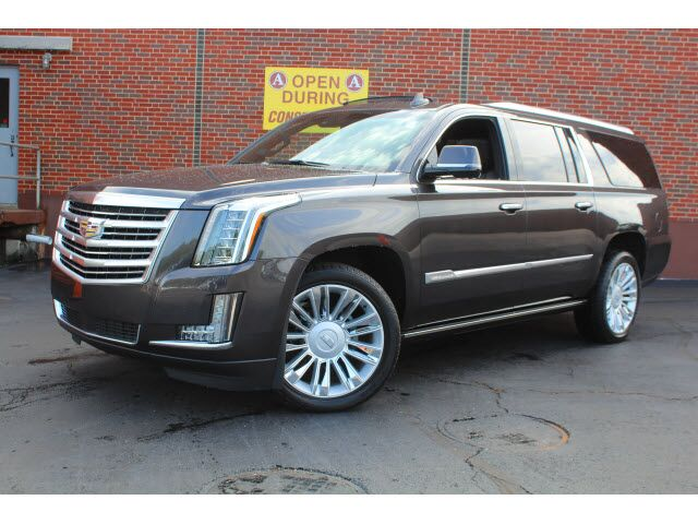 2016 Cadillac Escalade ESV Platinum Kansas City KS