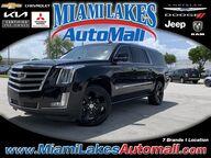 2016 Cadillac Escalade ESV Premium Miami Lakes FL