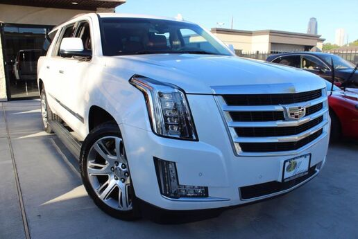 2016 Cadillac Escalade ESV Premium,Power Boards,Loaded! Houston TX