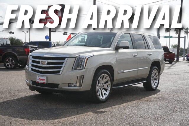 2016 Cadillac Escalade Luxury Collection  TX