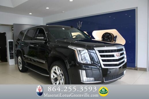 2016 Cadillac Escalade Luxury Collection Greenville SC